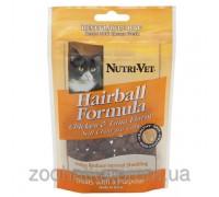 Nutri-Vet Hairball (Нутри-Вет) комплекс для выведения шерсти у котов