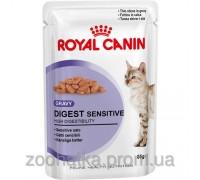Royal Canin (Роял Канин) Digest Sensitive (85 г) консервы для кошек с чувствительным желудком
