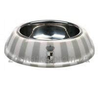 Trixie (Трикси) My Prince Bowl Combo Миска из нержавеющей стали для собак и котов 150 мл