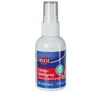 Trixie (Трикси) Catnip Play Spray Спрей для приучения кошек к туалету с кошачьей мятой