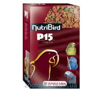 Versele-Laga NutriBird P15 Tropical Тропикал Орехи И Фрукты корм для попугаев 1 кг