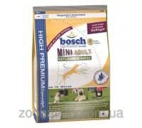 Bosch (Бош) Adult Mini Poultry & Millet (3 кг) корм для собак малых пород с Птицей и Просом