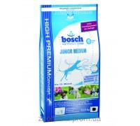 Bosch (Бош) Junior Medium (15 кг) Юниор Медиум корм для щенков средних пород от 2 до 12 месяцев