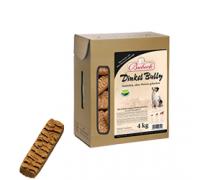 Bubeck (Бубек) DinkelBullyBiskuit печенье для собак спельта и мясо 12 см (15 кг)