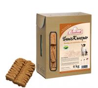 Bubeck (Бубек) Classic CanisKnusper печенье для собак Cобачий хрустик 8 см (4 кг)
