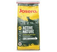 Josera Active Nature Fleisch & Reis (15 кг) Актив Нейчер корм для активных собак с мясом птицы и ягненка
