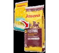 Josera Festival (18 кг) корм для привередливых собак (Джосера, Йозера)
