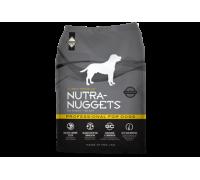 Nutra Nuggets (Нутра Наггетс дог) Professional (15 кг) корм для взрослых служебных собак