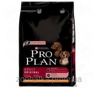 Pro Plan (Про План) Dog Adult Chicken Корм для собак средних пород с курицей и рисом 3 кг