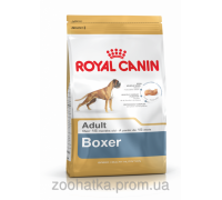 Royal Canin (Роял канин) Boxer Adult (12 кг) корм для собак породы боксер cтарше 15 месяцев