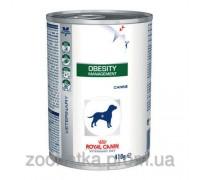 Royal Canin (Роял канин) Obesity Management Wet - лечебные консервы для собак