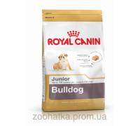 Royal Canin (Роял канин) Bulldog Junior (12 кг) корм для щенков породы бульдог до 12 месяцев