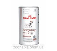 Royal Canin Babydog milk заменитель молока для щенков, 400 г