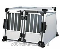 Trixie (Трикси) Double Transport Box Транспортировочный бокс для перевозки двух собак в автомобиле