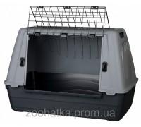Trixie (Трикси) Journey Transport Box Транспортировочный бокс для перевозки собак в автомобиле S-M