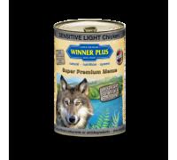 Winner Plus (Виннер Плюс) sensitive lights консервы для собак с курицей и картошкой 400 г